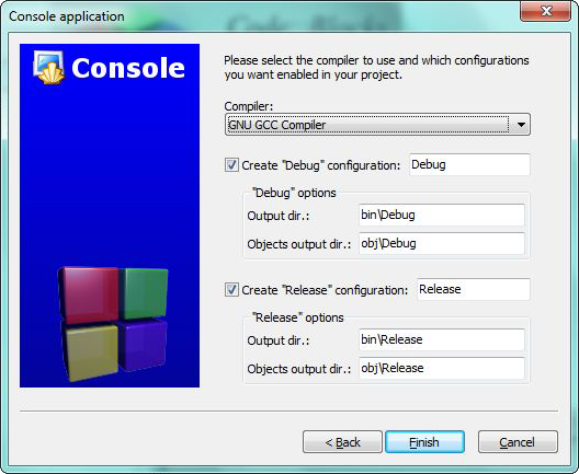 как установить компилятор gcc